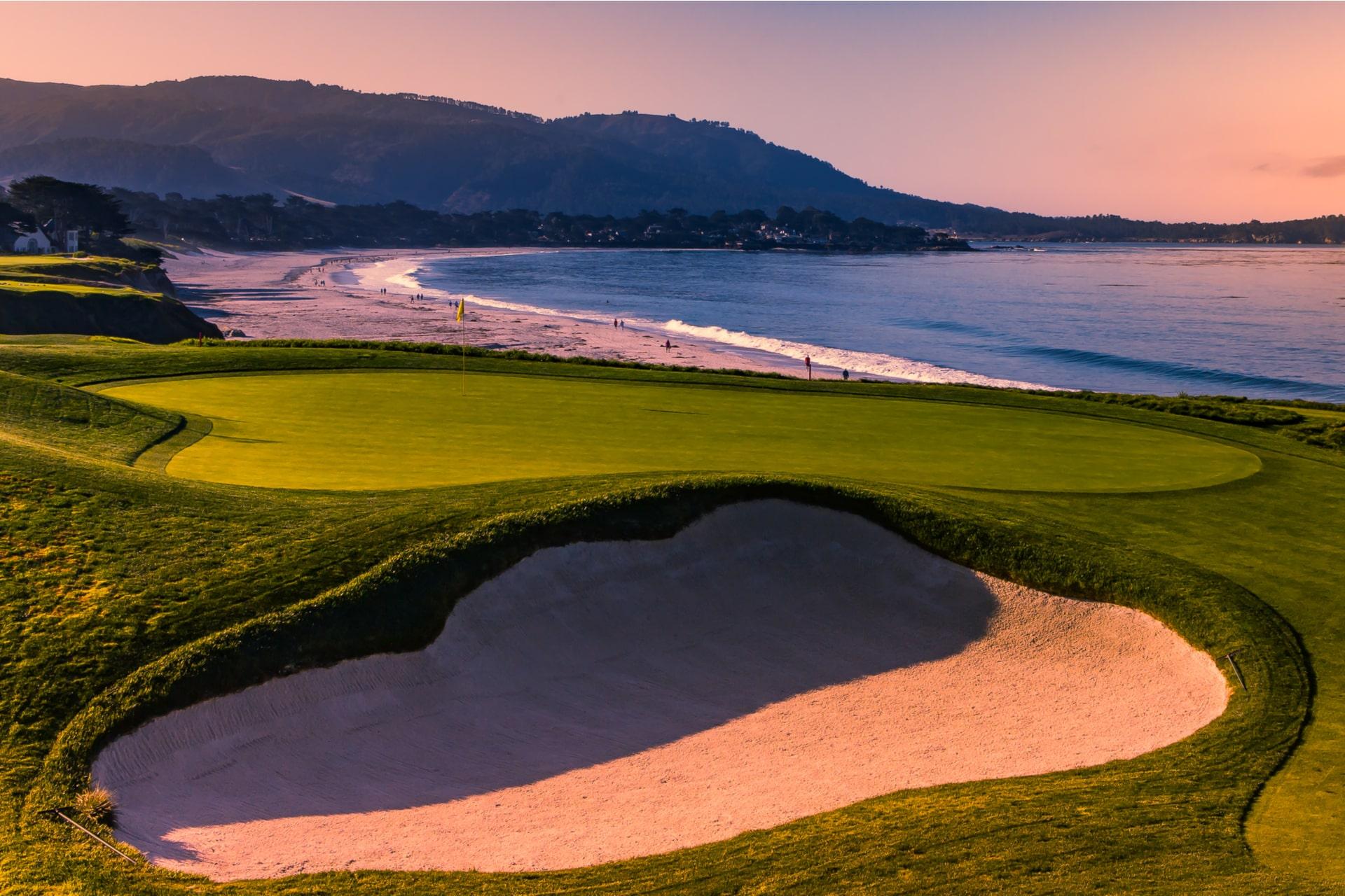 Pebble Beach, California, USA